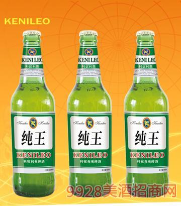 科妮利奥啤酒-KN005-绿纯王绿瓶500ml