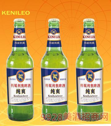 科妮利奥啤酒-KN003-纯爽绿瓶500ml