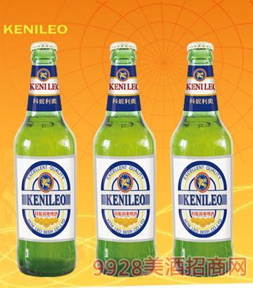 科妮利奥啤酒-KN002-银经典绿瓶500ml