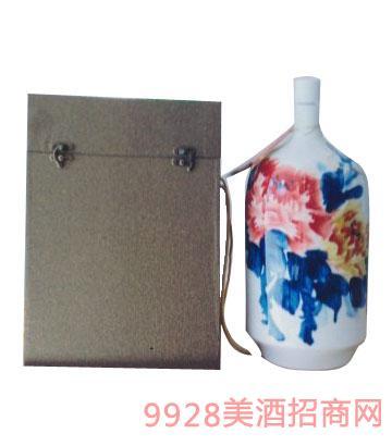 25号十斤坛酒