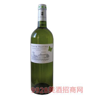 维娜图拉有机干白2010葡萄酒