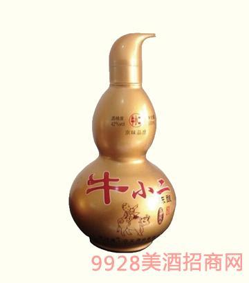 42°牛小二陈酿(ZY-049)酒