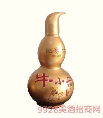 42°牛小二陈酿(ZY-050)酒