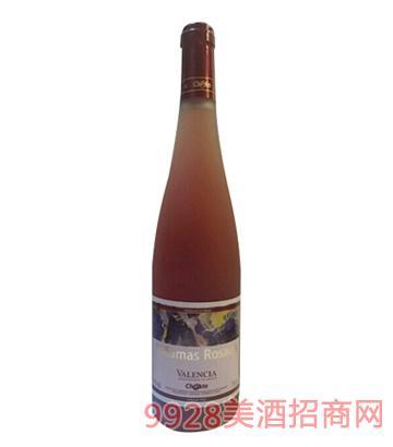 西班牙桃红葡萄酒