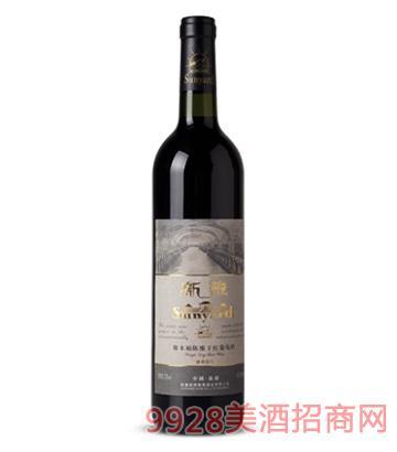 新雅橡木桶陈酿干红葡萄酒