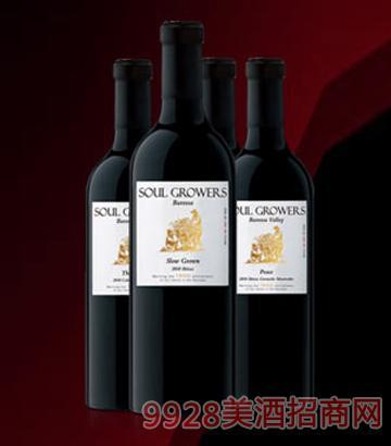 灵魂种植者系列葡萄酒