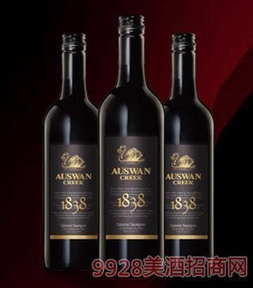 1838系列葡萄酒