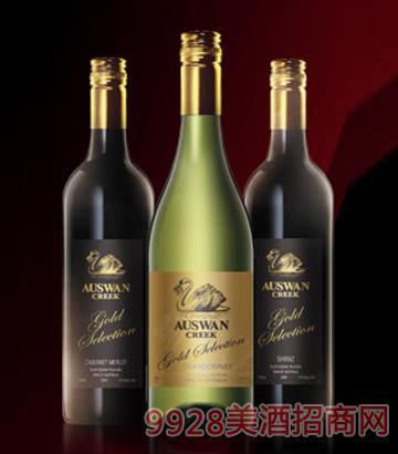 金选系列葡萄酒