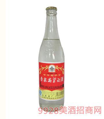 48°晋泉高粱白酒(普高)