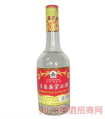 42°晋泉高粱白酒(42°彩箱)