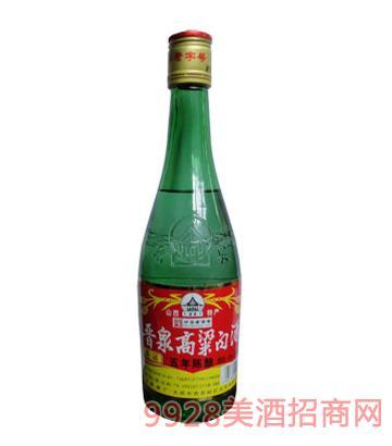 典藏五年园绿瓶升级版酒