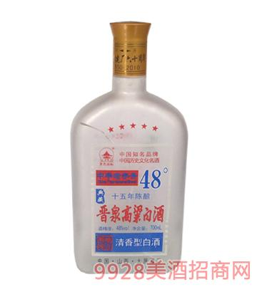 48°典藏十五年���x泉高粱白酒