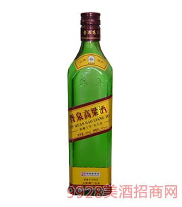 典藏十年�Y�^清�x泉高粱酒