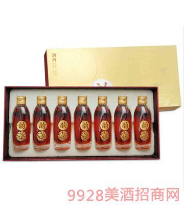 75ml14度韵酒礼盒