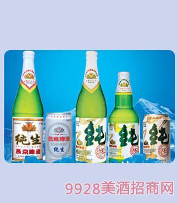 11ºP燕京纯生啤酒