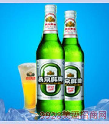 燕京鲜啤啤酒