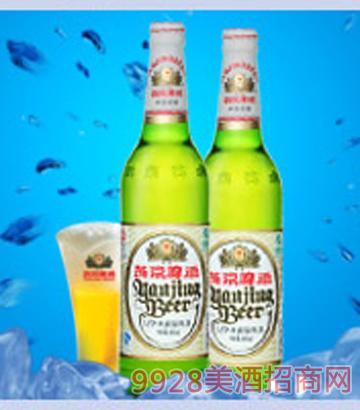 10ºP清爽型燕京啤酒
