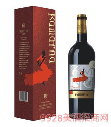 丹魄干红葡萄酒2009