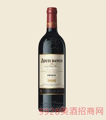 路易丹尼斯西拉干红葡萄酒