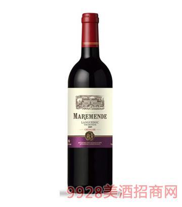 马蒙德骑士干红葡萄酒