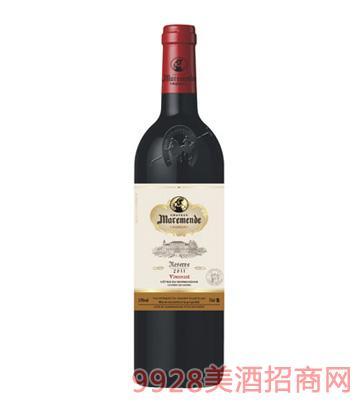 马蒙德子爵干红葡萄酒