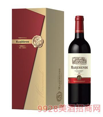 马蒙德王子干红葡萄酒