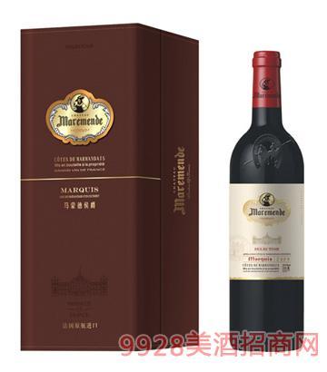 马蒙德侯爵干红葡萄酒