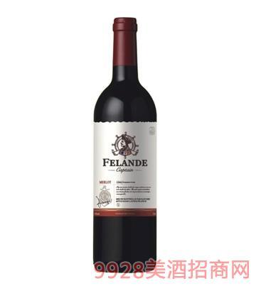 法蓝德船长珍藏干红葡萄酒