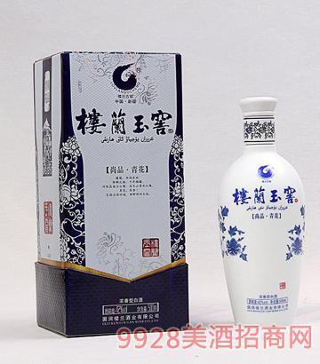 楼兰玉窖酒尚品青花  500ml