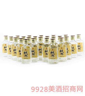 125ml50度枫林纯谷酒(24瓶)