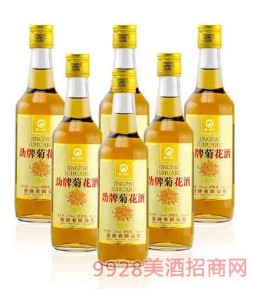 275ml32度劲牌菊花酒(6瓶)