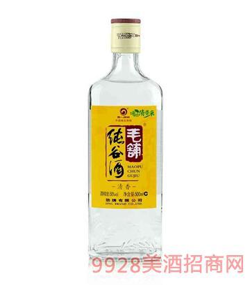500ml50度毛铺纯谷酒