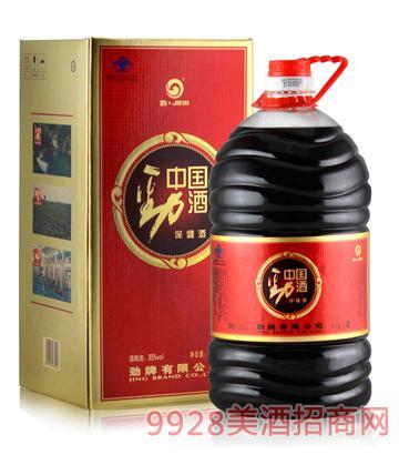 35度中国劲酒5L