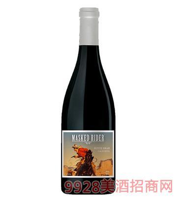 黑马骑士小西拉葡萄酒