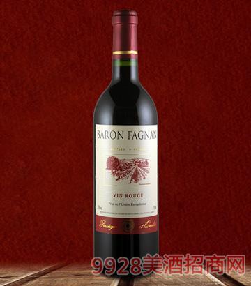 男爵干红葡萄酒