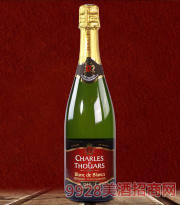 查尔斯托干白起泡酒