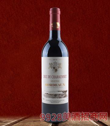 查洛尼干红葡萄酒