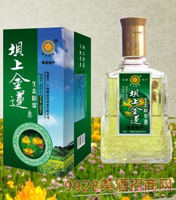 BSJL127坝上金莲酒48度500mlx6清香型