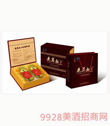 鹿茸血-山岮蛤蚧酒精品