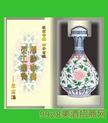 东君寿酒350ml浓爽型单支礼盒