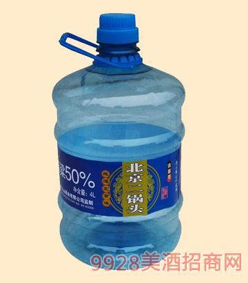 2.5L玄武门北京二锅头桶装52度酒