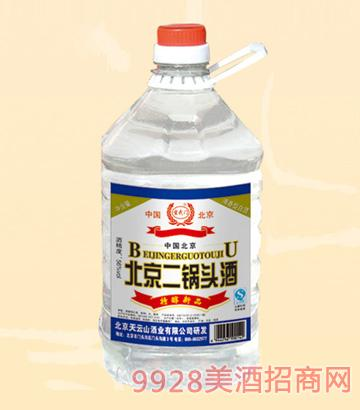 玄武门北京二锅头4.5L桶装酒
