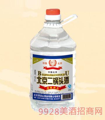 玄武门北京二锅头4L桶装酒