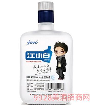 江小白(JOVO) 风格版 300ml酒