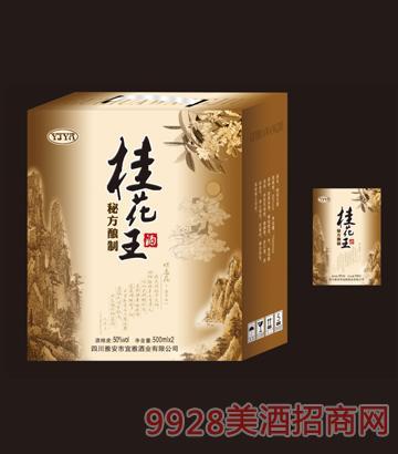 桂花王酒 500ml