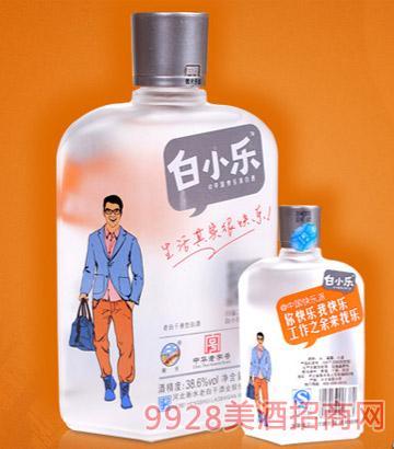 老白干白小乐炫彩欢乐装150ML酒