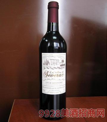 塞罗克干红葡萄酒