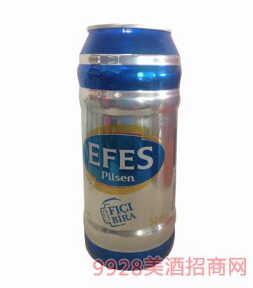 艾菲比尔森啤酒(拉罐)