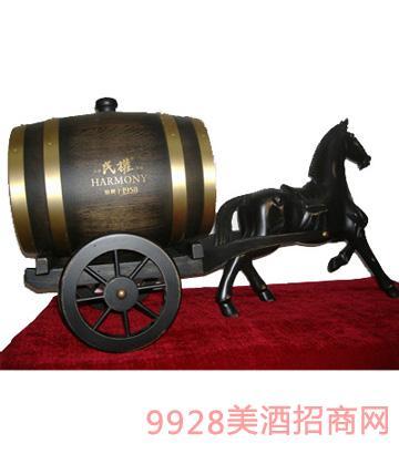 民权牌马拉车橡木桶葡萄酒