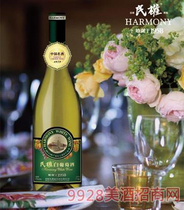 民权白葡萄酒